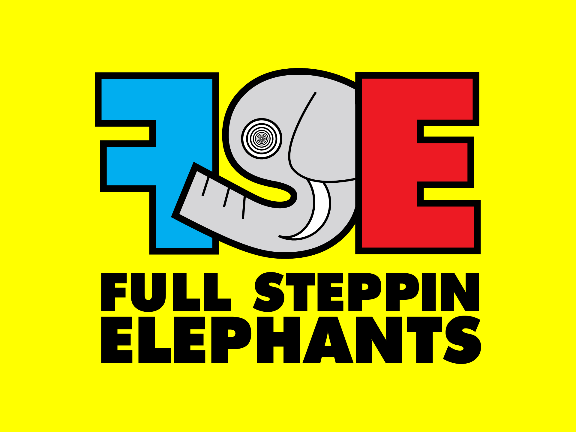 Full Steppin' Elephants