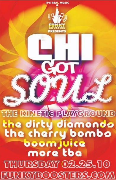 Chi Got Soul