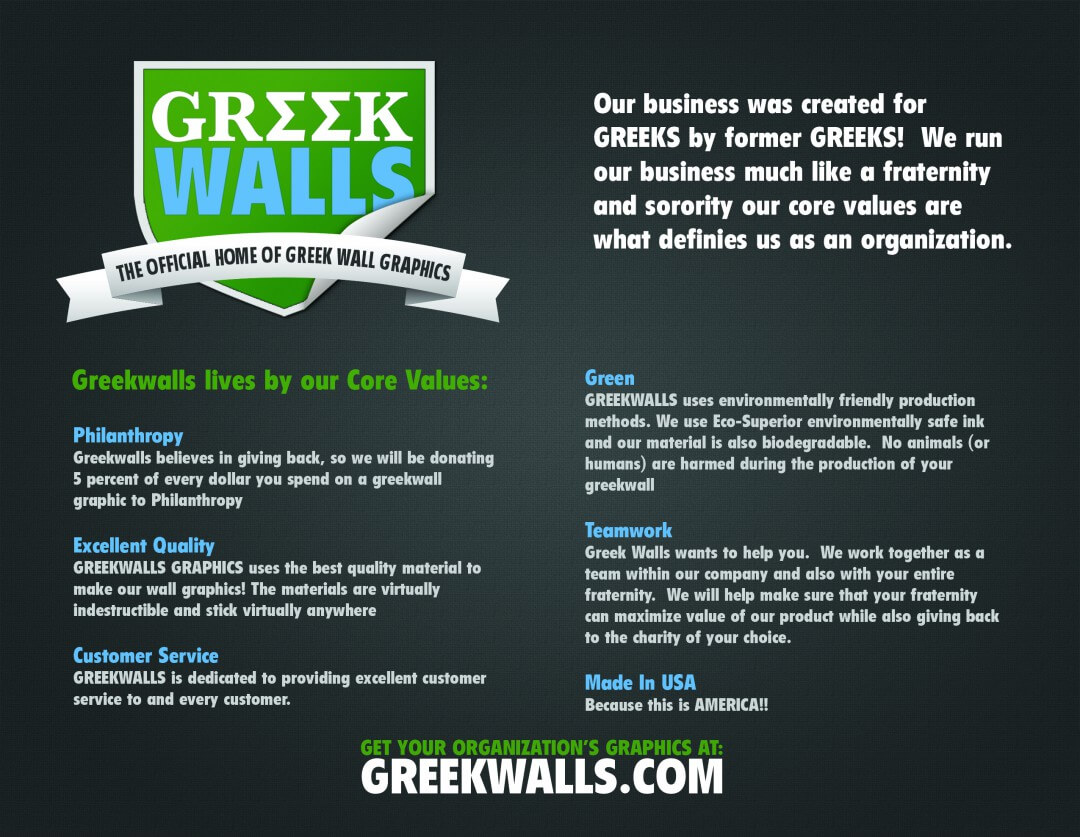 Greek Walls
