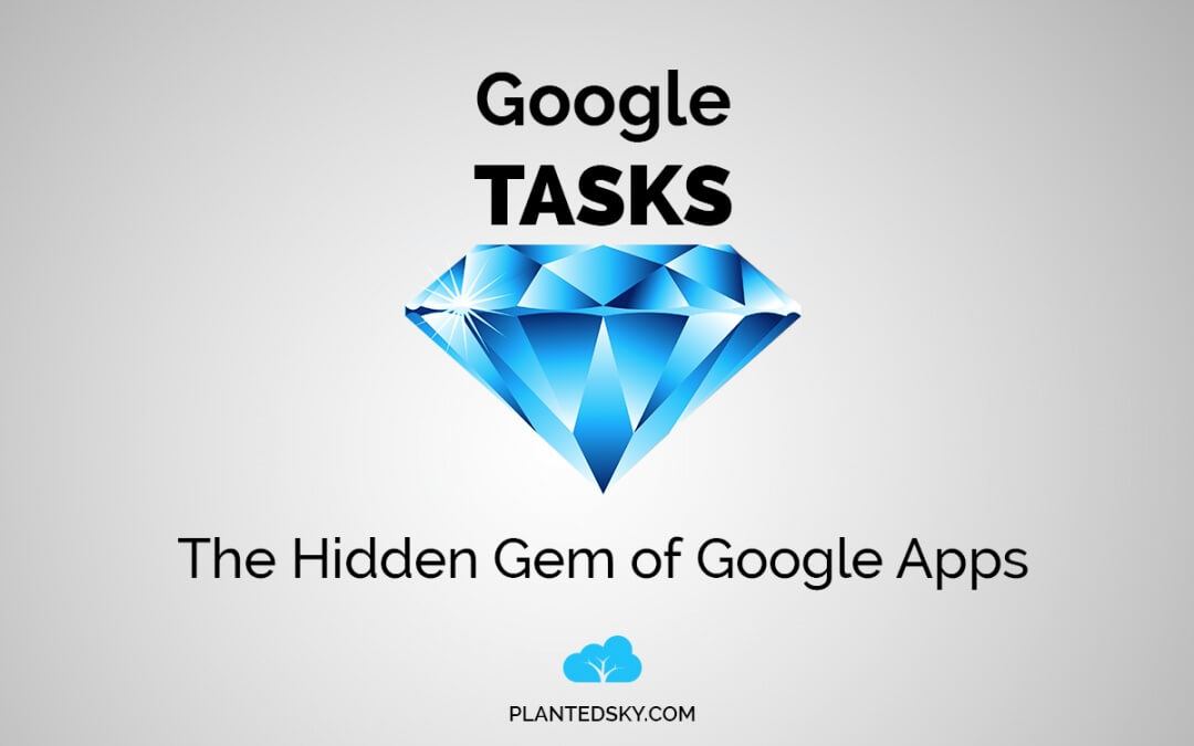 Google Tasks: The Hidden Gem in Google Apps