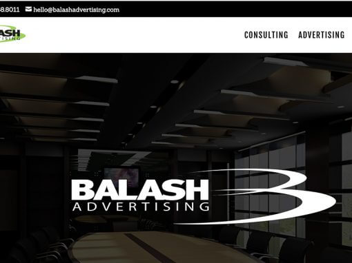 Balash Advertising