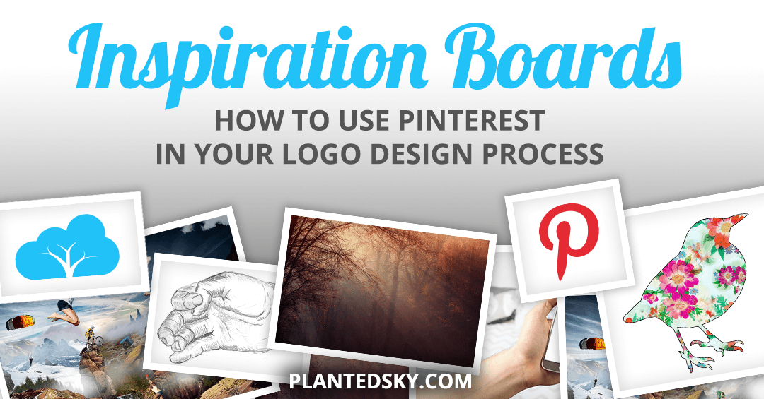 Inspiration Boards on Pinterest: A Must for any Logo Design Process